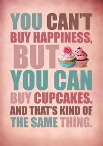 Cupcakes, Food quotes