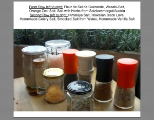 Loudcooking Salt Collection